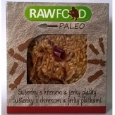 Raw Food bio paleo sonkás snack, 70 g