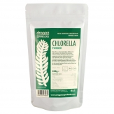 Dragon Superfoods bio chlorella alga por, 200 g