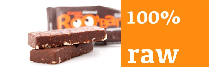 ROO'bar + superfoods
